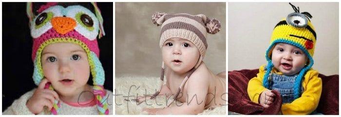 45d099ce35c Cute Beanie Hats for Babies-17 Amazing Crochet Hats Patterns