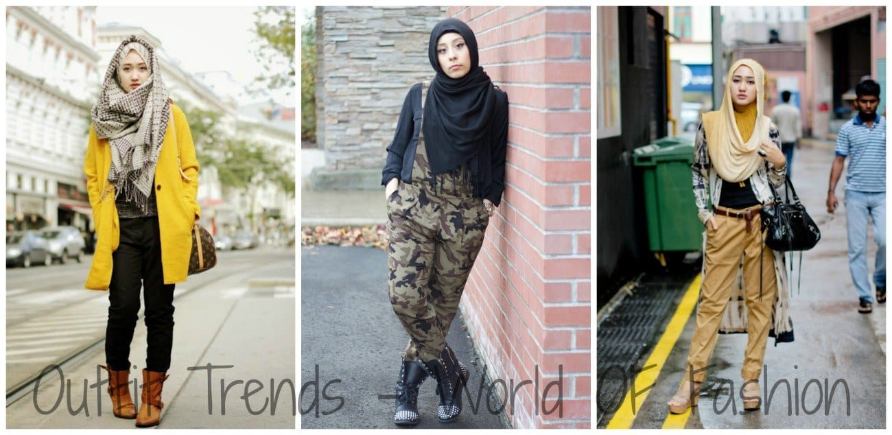 to wear - Hijab latest style trends video