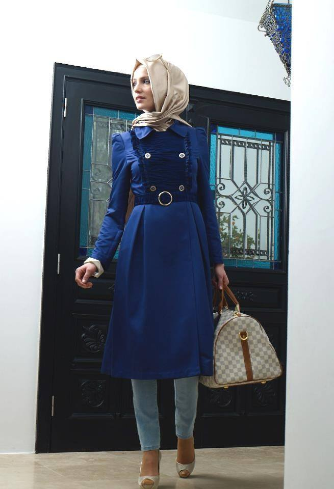Hijab with LOng coats