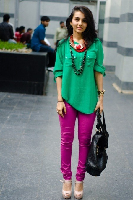Indian Girls Casual Style
