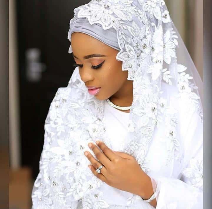 Bridal Hijabs styles (5)
