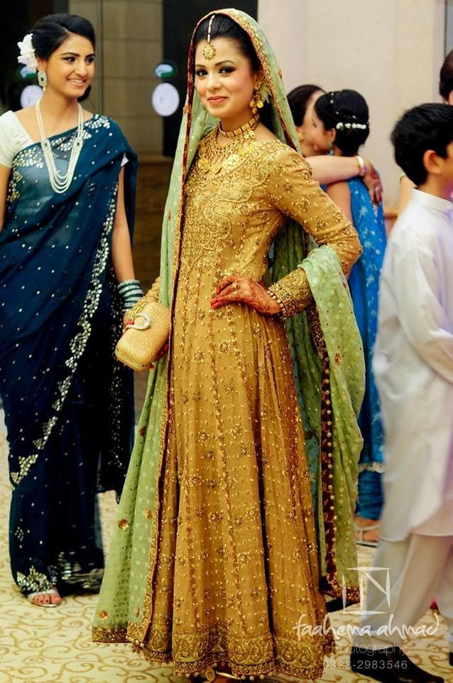 Pakistani Bridal wear Ideas