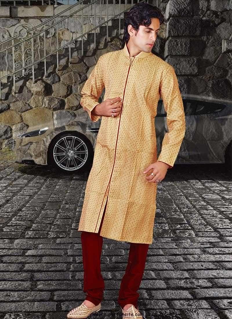 25 Stylish Pakistani Groom Mehndi Dresses for This Season