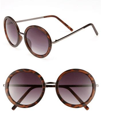Round Sunglasses teenage girls