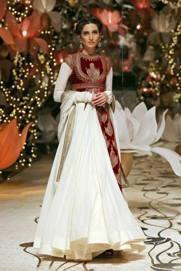 Saree Wearing style