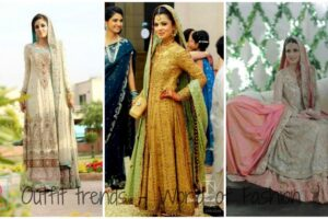 Stylish Pakistani Bridal Dresses