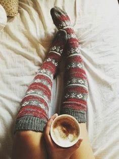 Stylish Thigh High Stockings