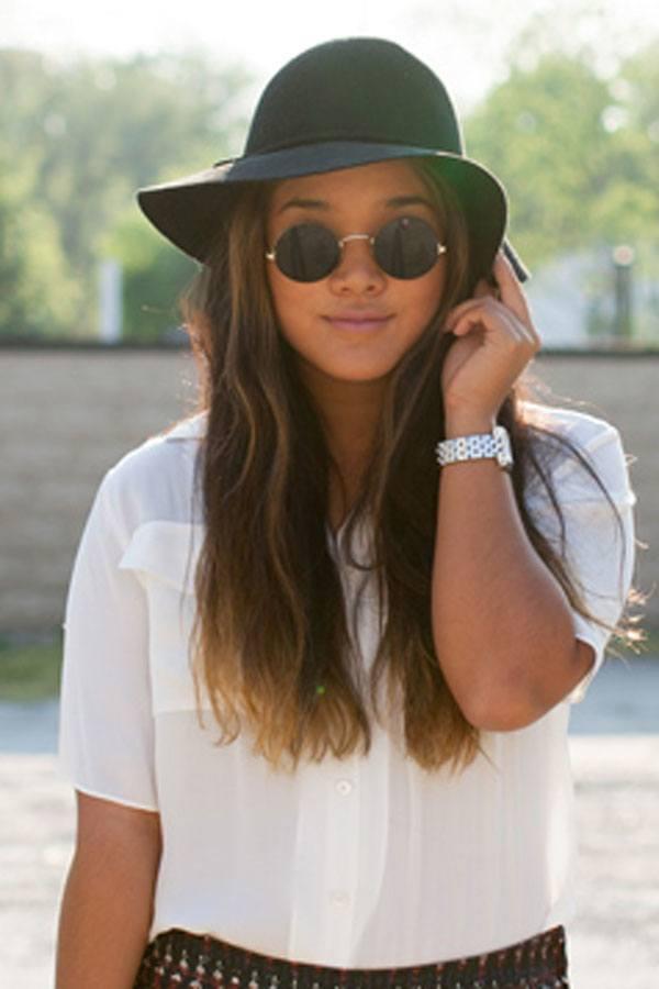 Sunglasses for black teenage girls