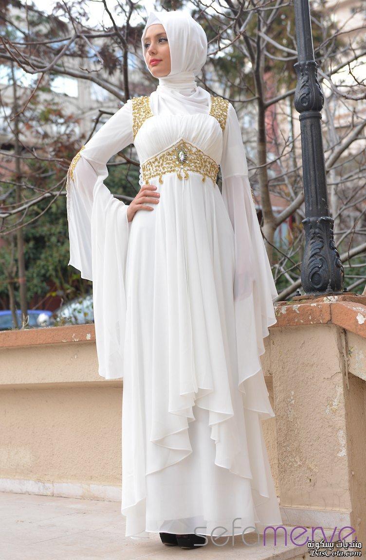 White Abayas