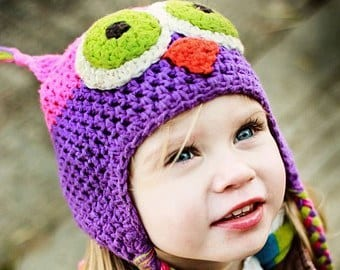 Baby Girl Beanie Hat