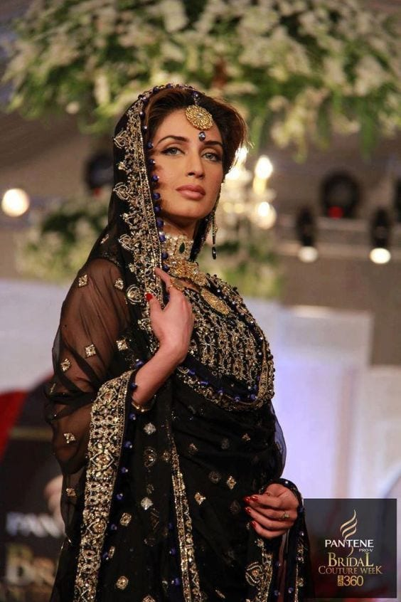 10 Most Stylish Pakistani Bridal Dresses Wedding Outfits