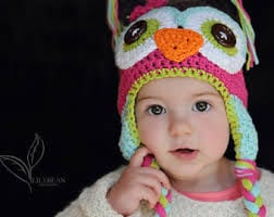 crochet beanie hats for babies