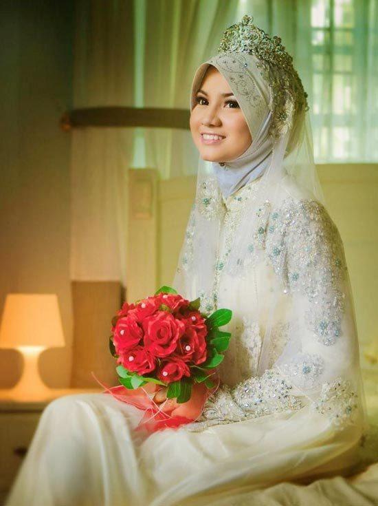 islamic bridal wear ideas