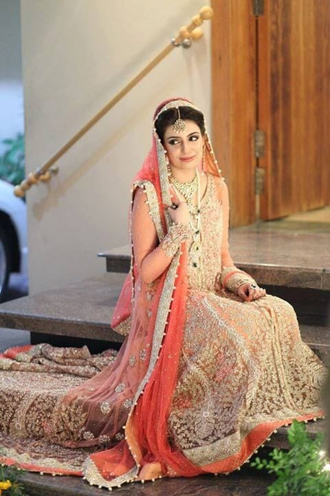 pakistani bridal dresses pictures
