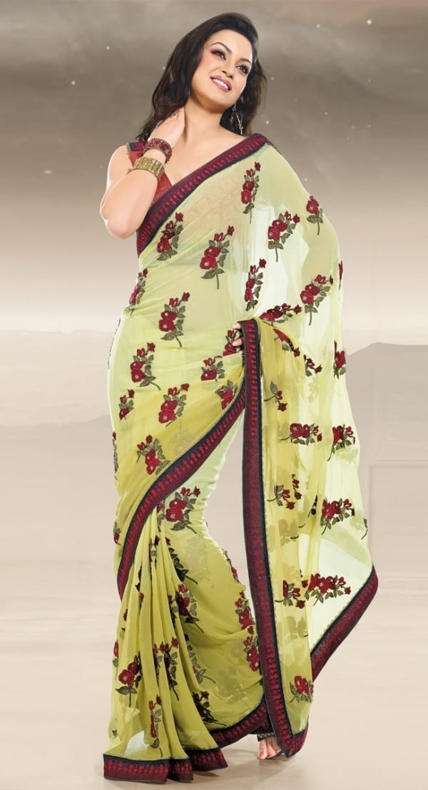 pakistani sarees Designs