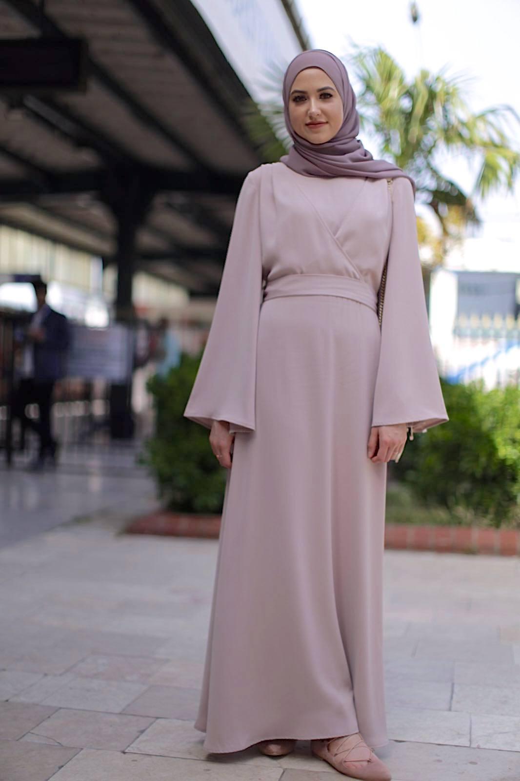 fancy abaya styles