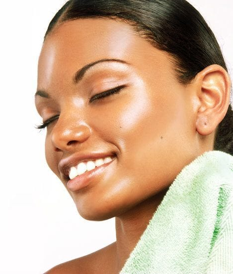 shinny skin tips
