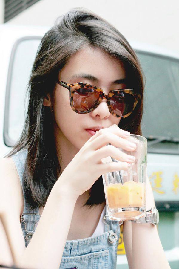 teenage girls Sunglasses fashion