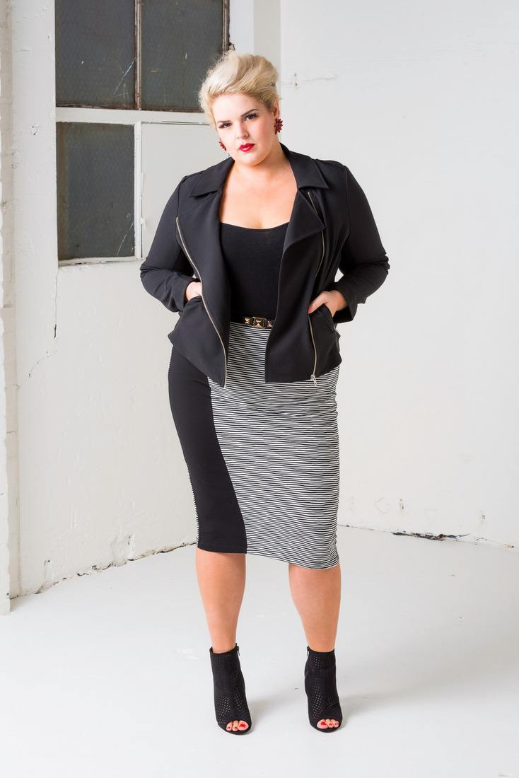 12 Hot Plus Size Street Style Fashion Ideas for This Season