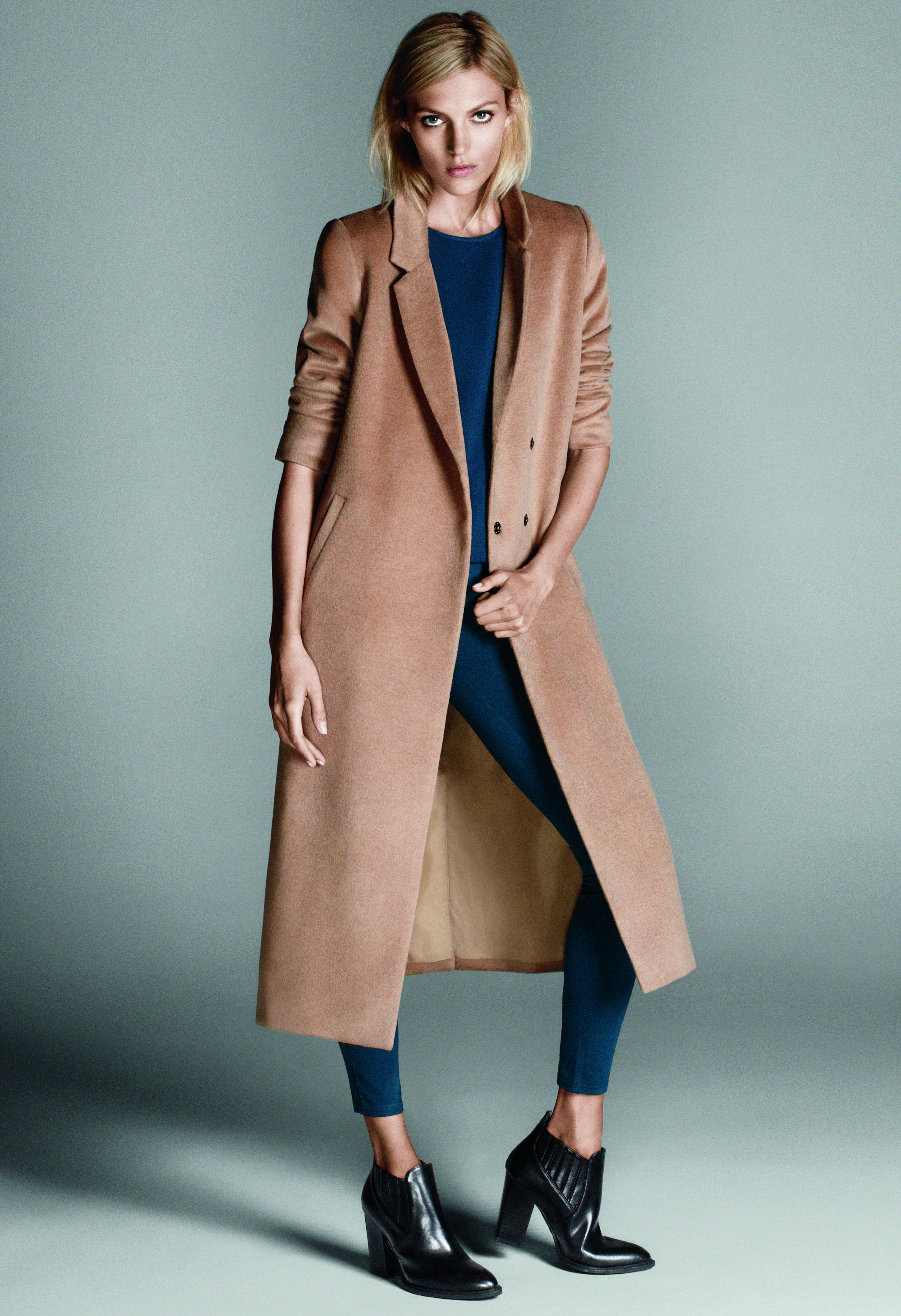 DUSTER Long COAT style