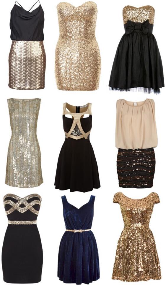 What To Wear For New Years Eve 2014