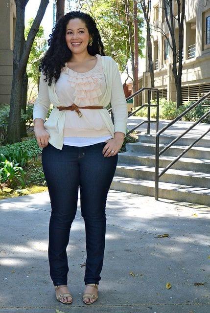 Funky Plus size women style