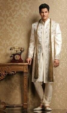 20 Latest Style Wedding Sherwani For Men And Styling Ideas
