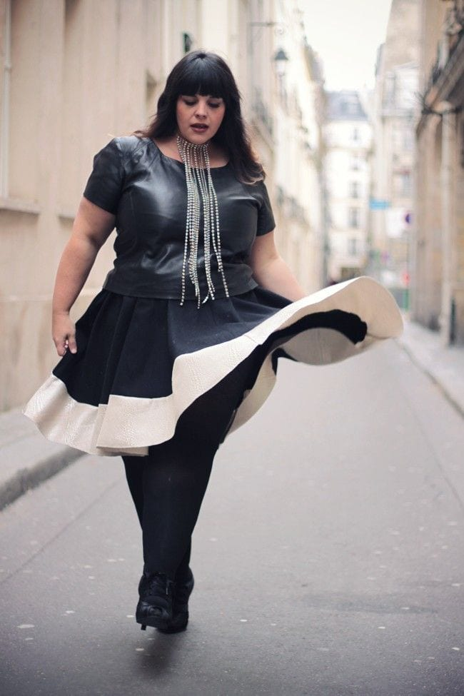 3fdf566f68fa0 12 Hot Plus Size Street Style Fashion Ideas for This Season