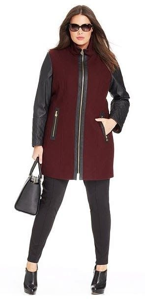 Plus Size Winter Outfits14 Chic Winter style for Curvy Women
