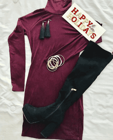 christmas outfit for girls