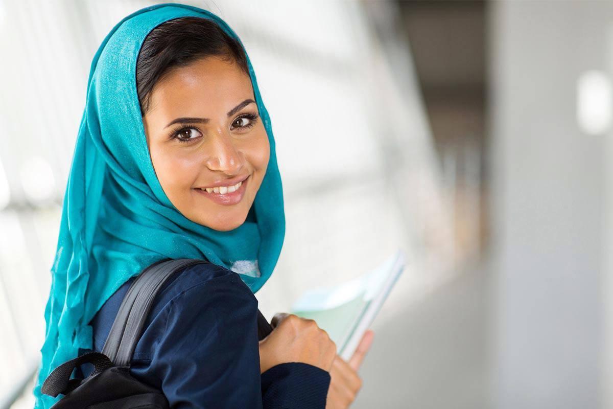 hijab job
