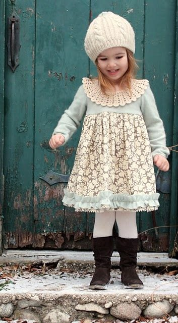 22 Cute Kids Winter Outfits Beautiful Babies Winter Dressing