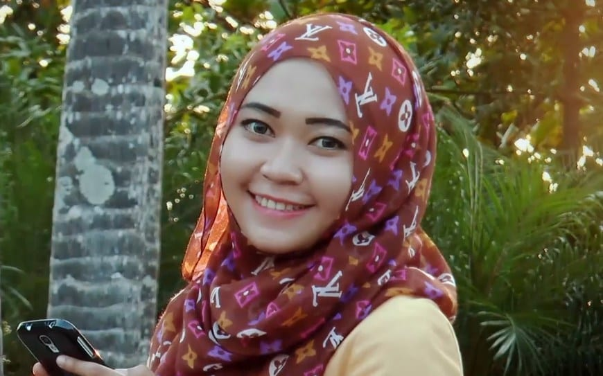 indonesian hijab fashion