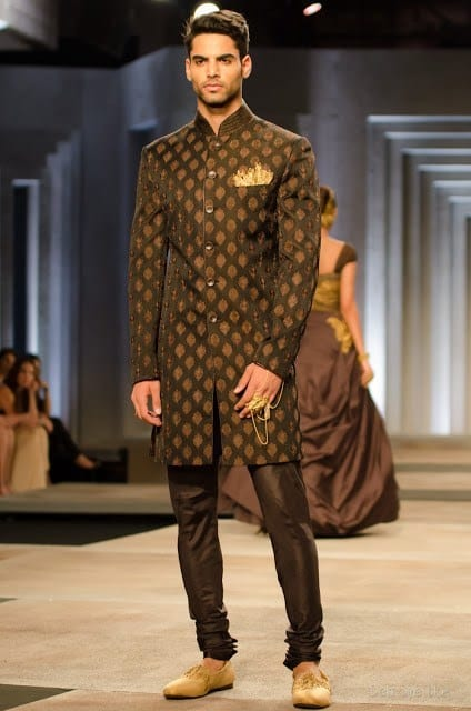 latest style sherwani for men