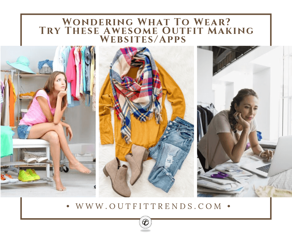 websites and apps to make outfits online