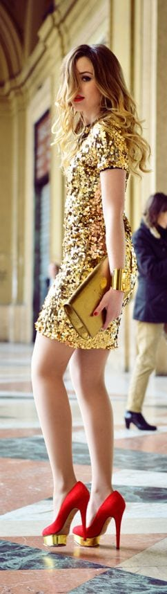 21 Perfect New Year Eve Outfits For Teenage Girls 2020