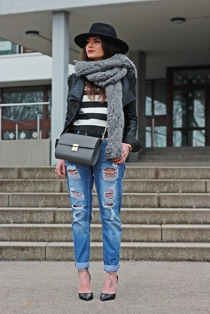 28fa2ac60ea 25 Trendy Outfits to Wear with Fedora Hats for Chic Look