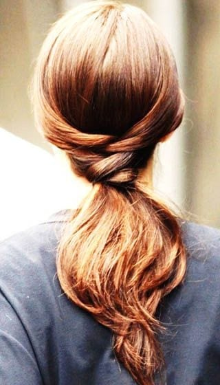 cute winter hairstyles for teen girls (13)