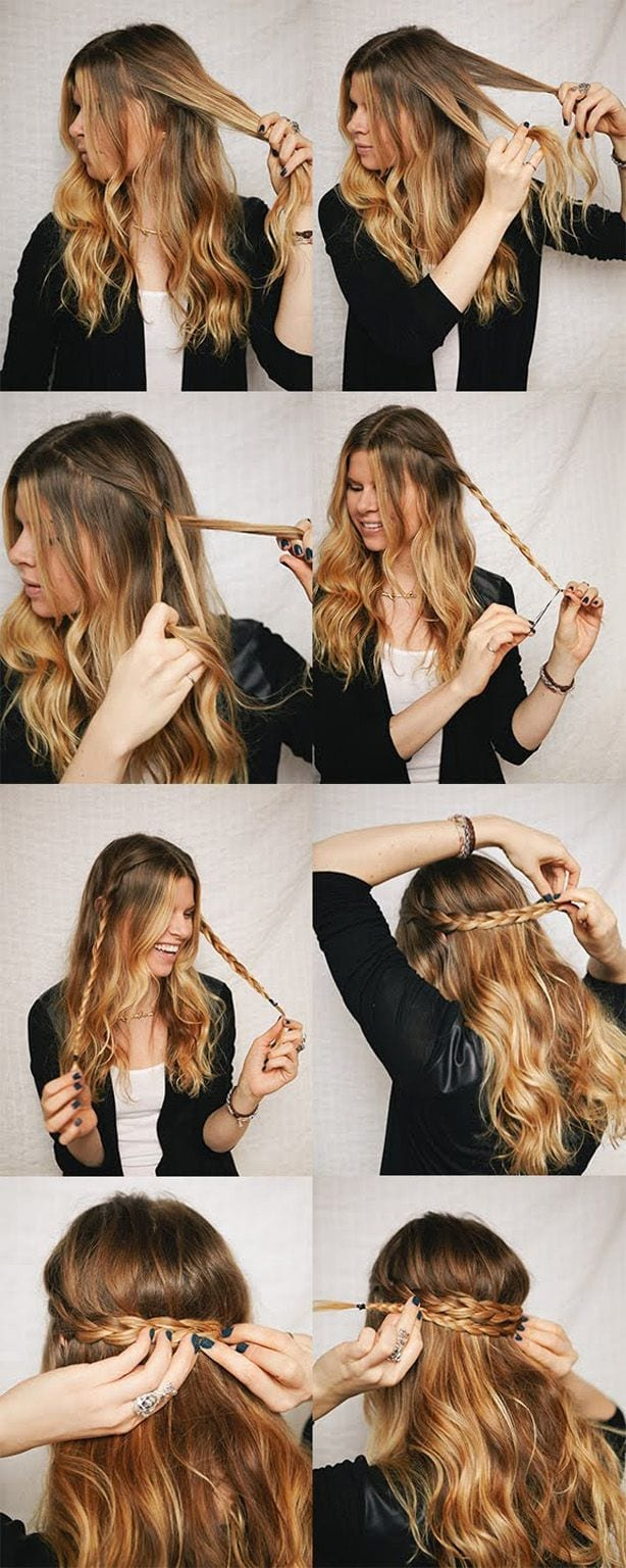 cute winter hairstyles for teen girls (18)