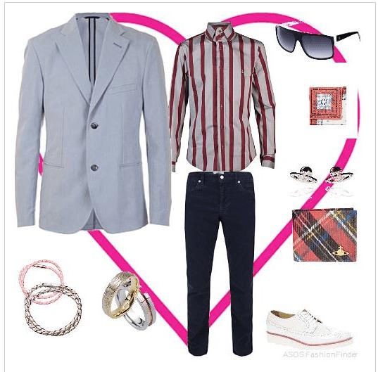 Valentine's day dressing styles for men (2)