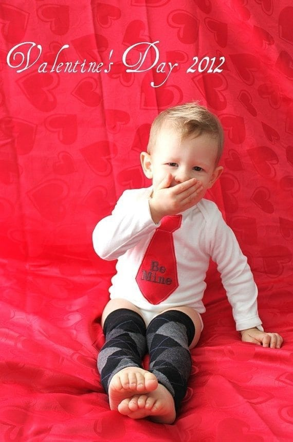 Babies valentine's day Dresses (6)