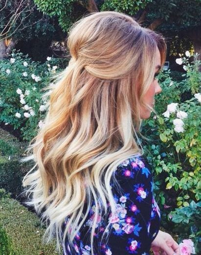winter hairstyles for college girls (5)