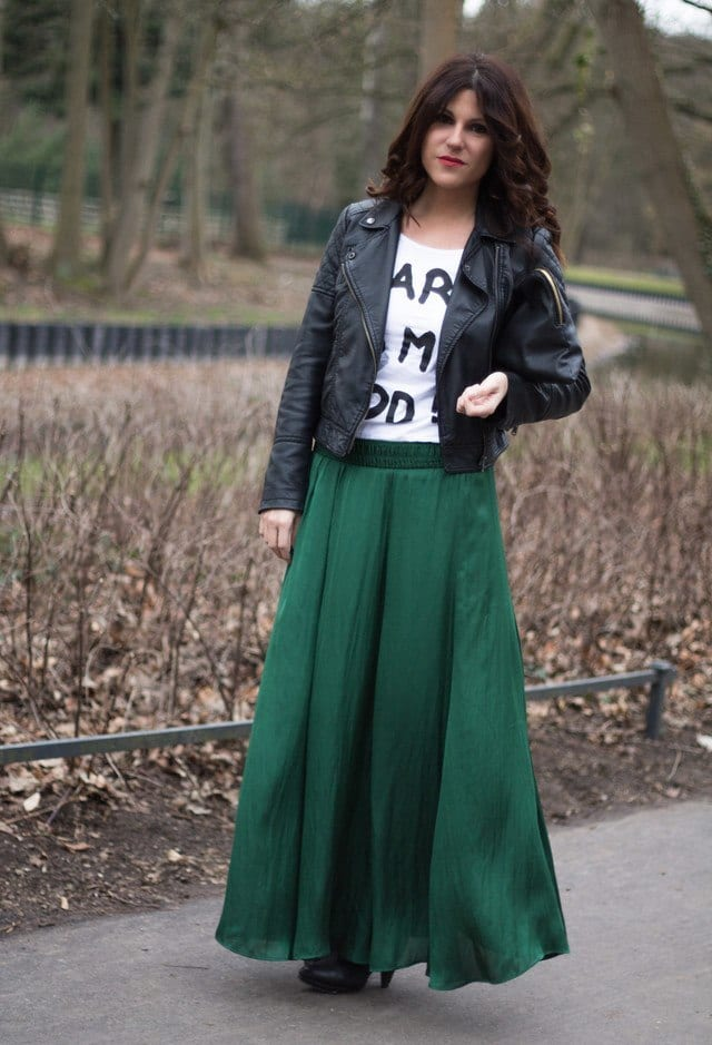 how to wear skirts in winter (20)