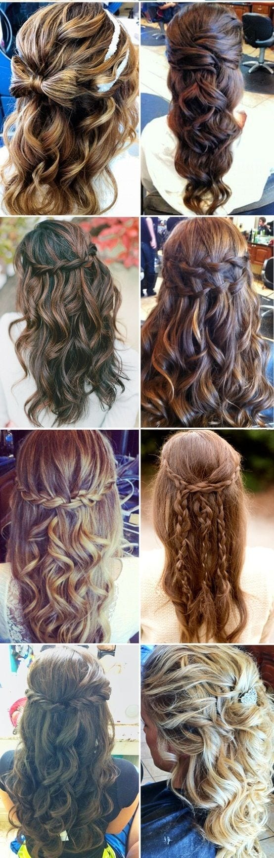 winter hairstyles for college girls (1)