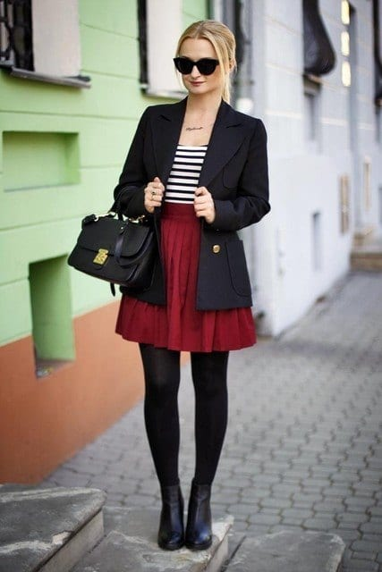 how to wear skirts in winter (16)