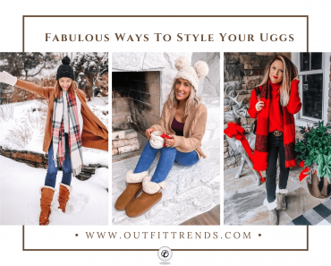 how to wear ugg boots