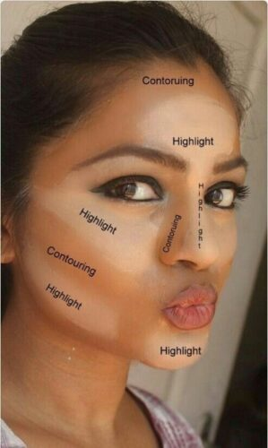 plus size makeup tips for valentine