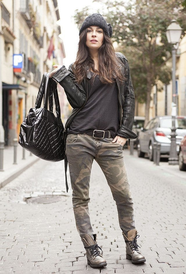Outfits With Combat Boots 22 Ideas How To Wear Combat Shoes