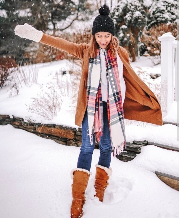 Ugg boots outfits