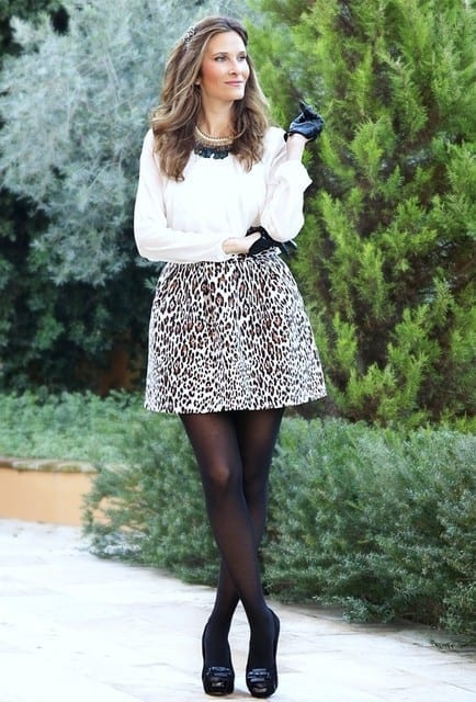 how to wear skirts in winter (4)